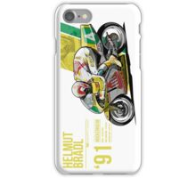 Helmut Bradl - 1991 - Hockenheim iPhone Case/Skin