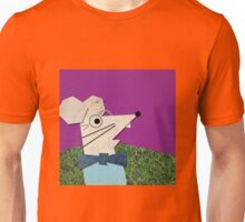 PROFESSOR MOUSE IN ALL HIS GLORY Unisex T-Shirt