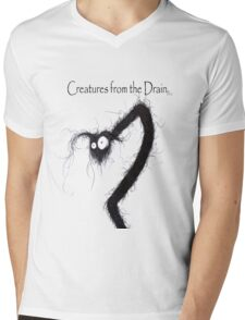 the creatures from the drain 9 Mens V-Neck T-Shirt
