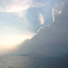 Mediterranean Sky... by Richelle