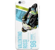 Valentino Rossi - 1996 Brno iPhone Case/Skin