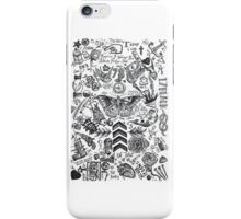 All One Direction Tattoos Merch iPhone Case/Skin