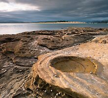 Dodges Ferry and Seven Mile Beach, Tasmania by Suellen Cook