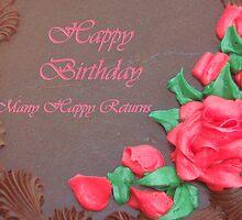 Happy Birthday in Chocolate by MarjorieB