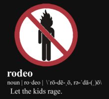 Rodeo - Dictionary WHT by jakeee