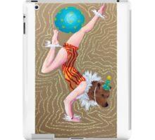 Circus bear iPad Case/Skin