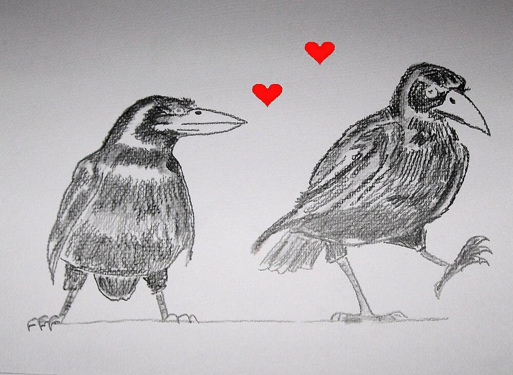 true love by leunig