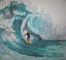 Beach Daze by Jennifer Ingram