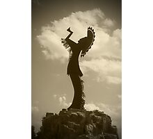 Keeper of the Plains - Wichita, KS Photographic Print