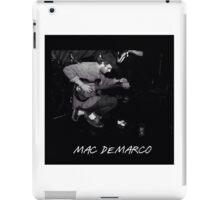 Mac Demarco Pedals iPad Case/Skin