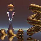 Golden spirals by vivien styles