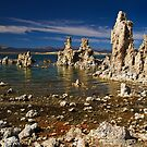 Mono Lake Afternoon by Anne McKinnell