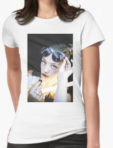 Back To The 80's Womens Fitted T-Shirt
