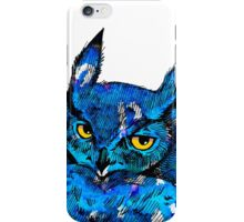 Holy Blue iPhone Case/Skin