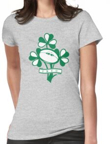 Ireland Rugby Union Womens Fitted T-Shirt