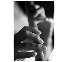Dancing Fingers Poster