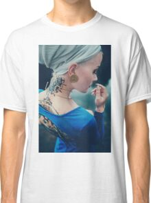 Tattoo Women - Portrait Classic T-Shirt