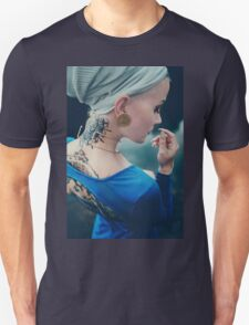 Tattoo Women - Portrait T-Shirt