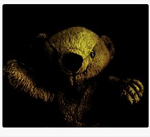 Evil Teddy? by oddoutlet