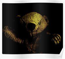 Evil Teddy? Poster