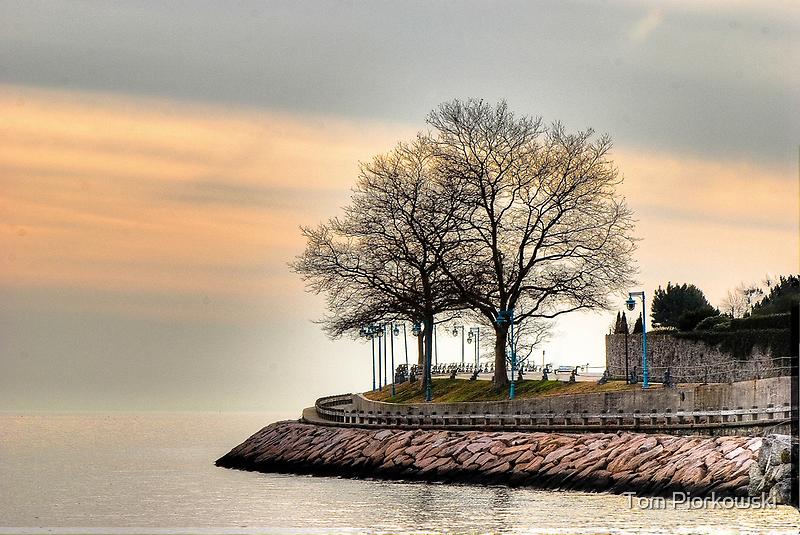 St. Mary's by the Sea by Tom Piorkowski