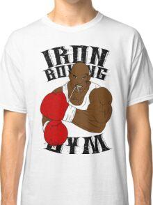 Iron Boxing Gym Classic T-Shirt