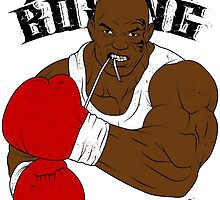 Iron Boxing Gym by Arien Jorgensen