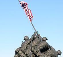 Iwo Jima by Richard Miranda
