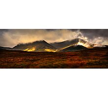 Scottish Highlands Photographic Print