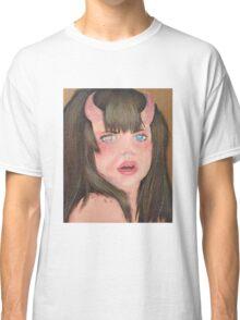 Little monster girl  Classic T-Shirt