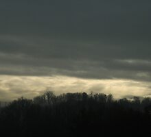 Foreboding Skies by Victoria DeMore
