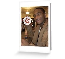 Lil B Greeting Card