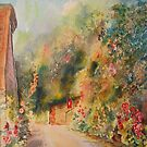 Hythe - Hillside street by Beatrice Cloake