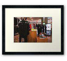 Urban Framed Print