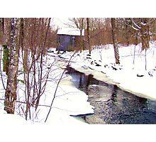 Little River Photographic Print