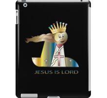 JESUS IS LORD DESIGN iPad Case/Skin