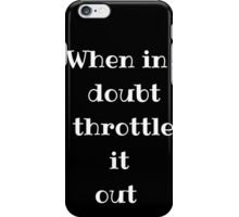 MX Quotes Decor Apparel & Accessories iPhone Case/Skin