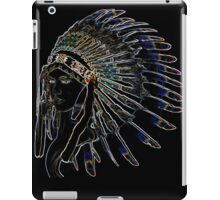 Indians Girl iPad Case/Skin