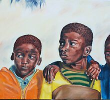 Boys Will Be Boys by Violette Grosse-Gare