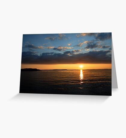 Georgian Bay - Tobermory, Ontario Greeting Card