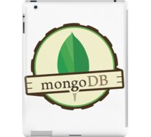 MongoDB iPad Case/Skin