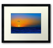 Colors Of Love Framed Print