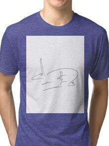 dthaase rebus Tri-blend T-Shirt