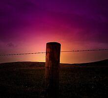 PURPLE SUNSET by leonie7