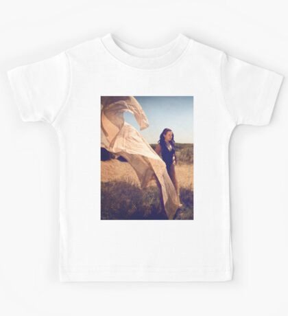 She Dreams In Colour Kids Tee