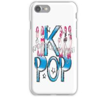 K-POP took my heart iPhone Case/Skin