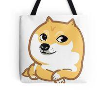 funny dog Tote Bag