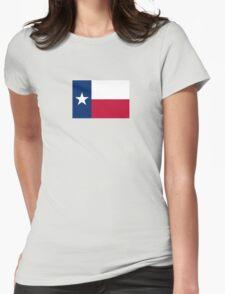 Texas Flag Texan USA - Lone Star T-Shirt Duvet Sticker Womens Fitted T-Shirt