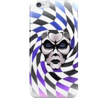 The Harlequin's Mask iPhone Case/Skin