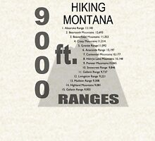 Hiking Montana Ranges Pullover